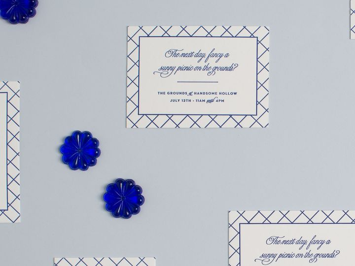 Tmx 1439321364212 My Darlin Classic Collection Nyc Brooklyn Classic  Brooklyn wedding invitation