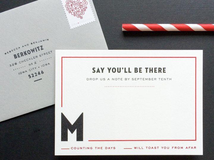 Tmx 1441233743379 For Ig  Brooklyn wedding invitation