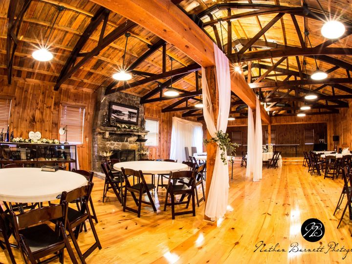 Tmx 1497980124608 Ev Inside Lodge Blairsville, GA wedding venue