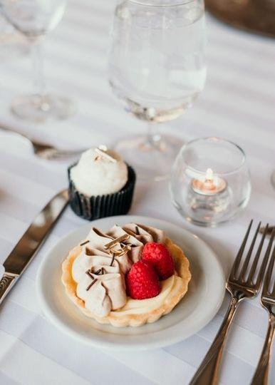 Sugar & Brew Tarts and Cupcake