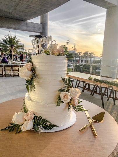 Sugar & Brew Rustic Wedding
