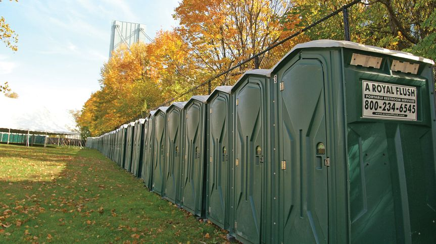 Green Event Toilets