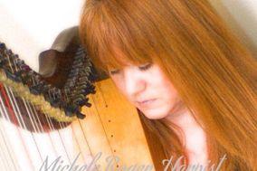 Harpist, Michele Roger