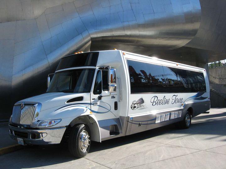 Tmx 1382550108336 31 Passenger Seattle wedding transportation