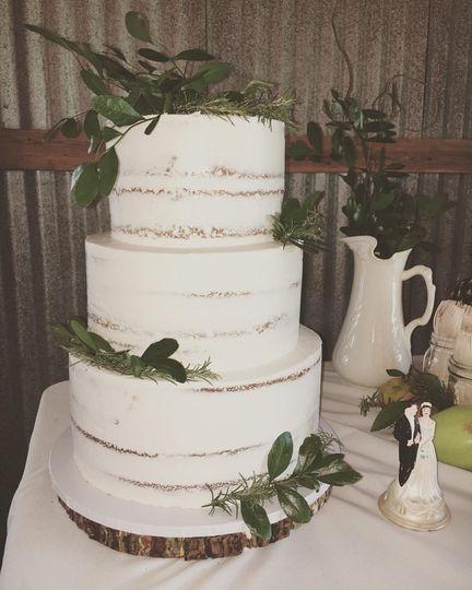 Wyeth Patisserie Wedding Cake Austin Tx Weddingwire