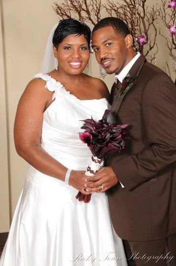 Ahmad-Harris Wedding @ DeKalb Technical College 10.10.10