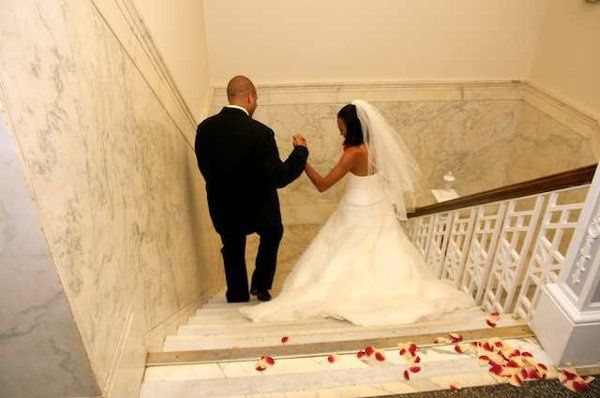 Carrero-Williams Wedding @ Courthouse on the Square