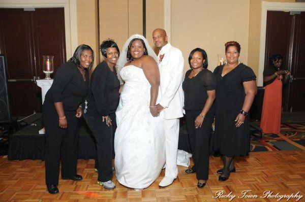 WeddingPictureofCharkeriaandDeMarioMyStaff