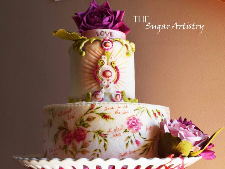 Tmx 1440100846974 Dsc0548 Recovered Mansfield wedding cake