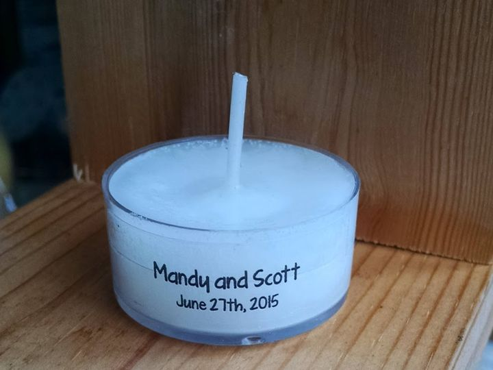 Tmx Personalized Wedding Tealight Mandy Shelf 51 601997 157806335236694 Lake Katrine wedding favor