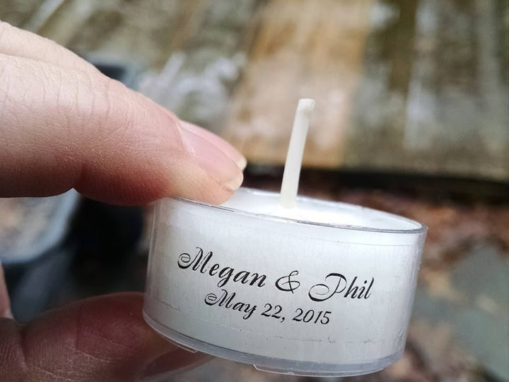 Tmx Personalized Wedding Tealight Megan Hand 51 601997 157806336135419 Lake Katrine wedding favor