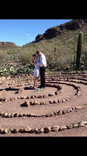 The Labyrinth invokes the spirit