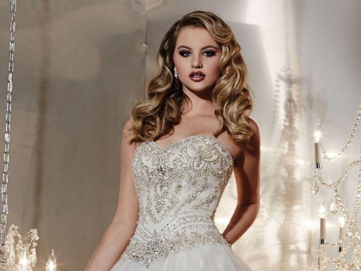 Tmx 1416341637325 15541 By Christina Wu Winter Haven wedding dress