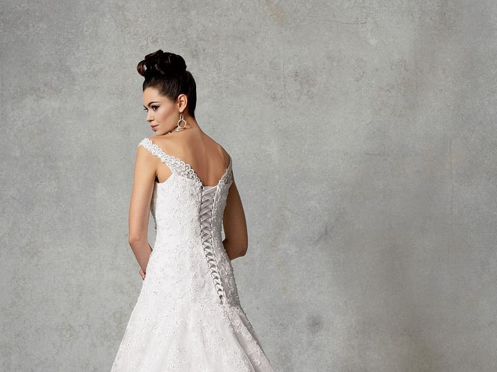 Tmx 1416345078367 9215back1 Winter Haven wedding dress