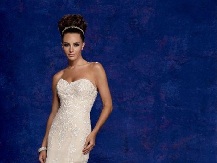 Tmx 1416345155142 9579dwhitebisque Winter Haven wedding dress