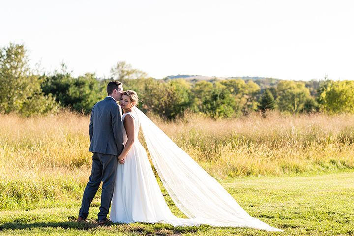 Wisconsin Fall Wedding