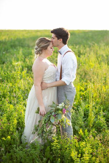 Tansy Hill Summer Wedding