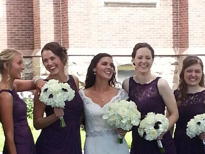 Tmx 1446331258495 Haleybride Valley City wedding beauty