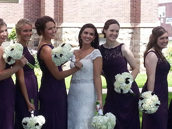 Tmx 1446331304539 Haleybridejohnson Valley City wedding beauty