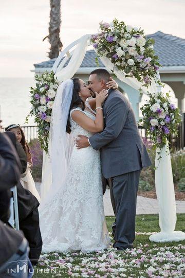 Pismo Beach California wedding
