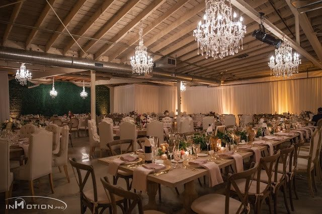 Luigi's Wedding Reception