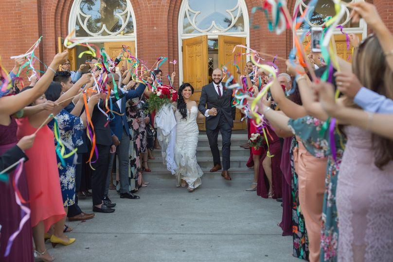 Oxnard, California Wedding