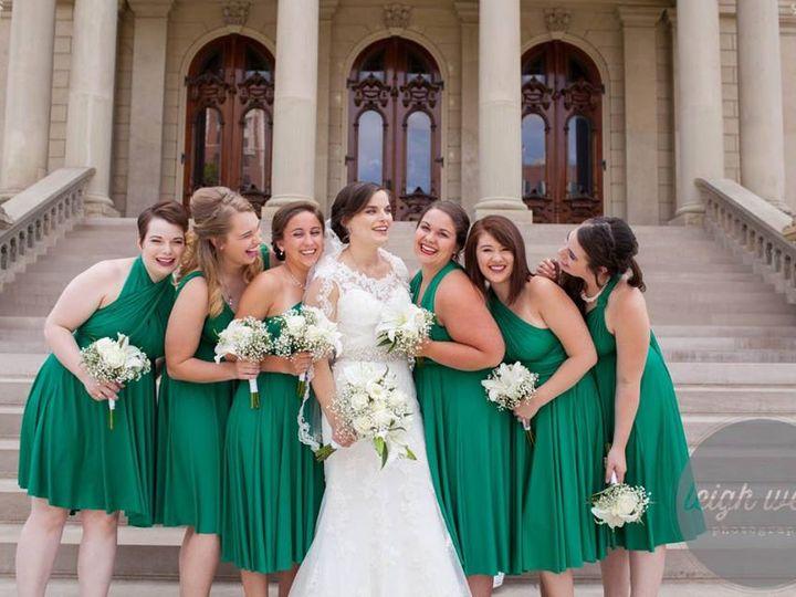 Tmx Bridgeford Girls 51 902997 Holt, MI wedding florist
