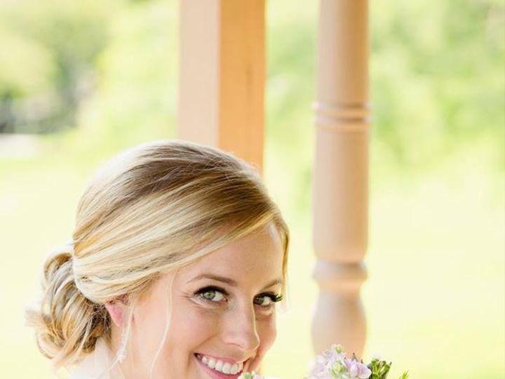 Tmx Calkins Bride With Bouquet 2 51 902997 Holt, MI wedding florist