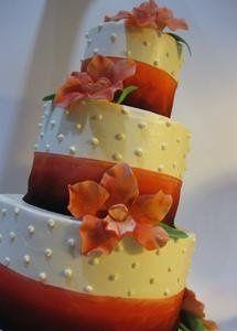 Tmx 1237734807609 Orchidwedshower Boston wedding cake