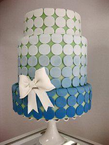 Tmx 1313082434504 Bluedotbowweddingcake Boston wedding cake