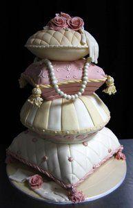 Tmx 1313083022848 1930pillowweddingcake Boston wedding cake