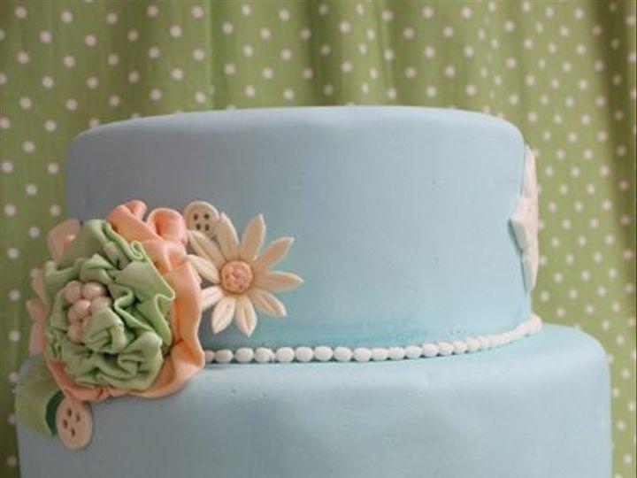 Tmx 1329345712108 Lightbluevintageweddingcakemed Boston wedding cake