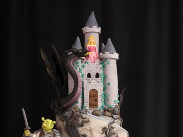 Tmx 1329345776327 Shrekweddingcakemed Boston wedding cake