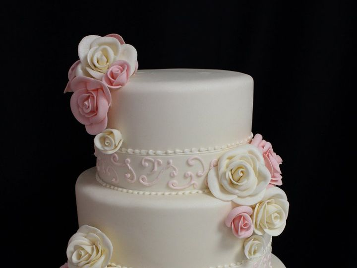 Tmx 1358375751542 IMG6683 Boston wedding cake
