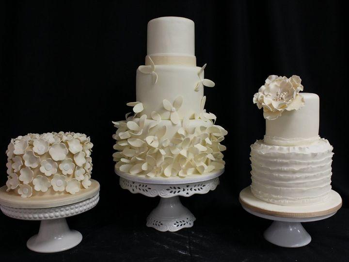 Tmx 1358375833321 IMG6855 Boston wedding cake