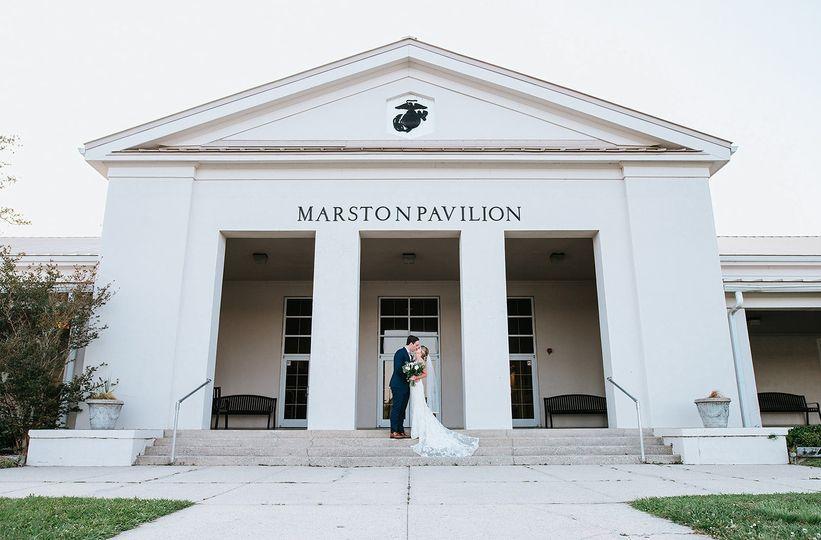 Marston Pavilion