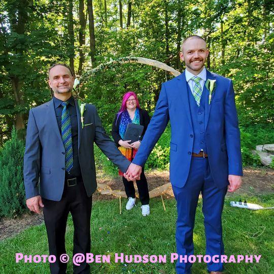 A Vermont Wedding!