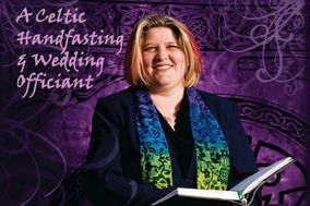 A Celtic Handfasting & Wedding Officiant