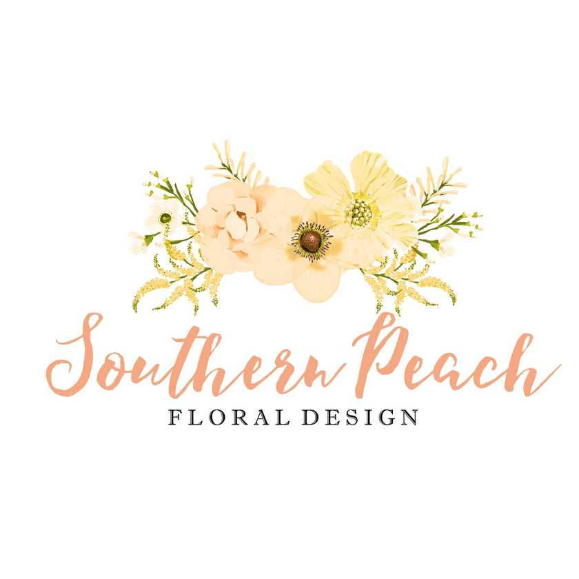 Southern Peach Floral