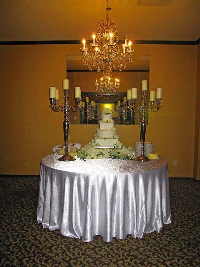 wedding cake a