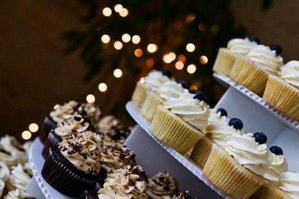 Lil' Bit of Heaven Cupcakes