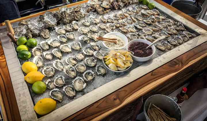 Pop-Up Oyster Bar