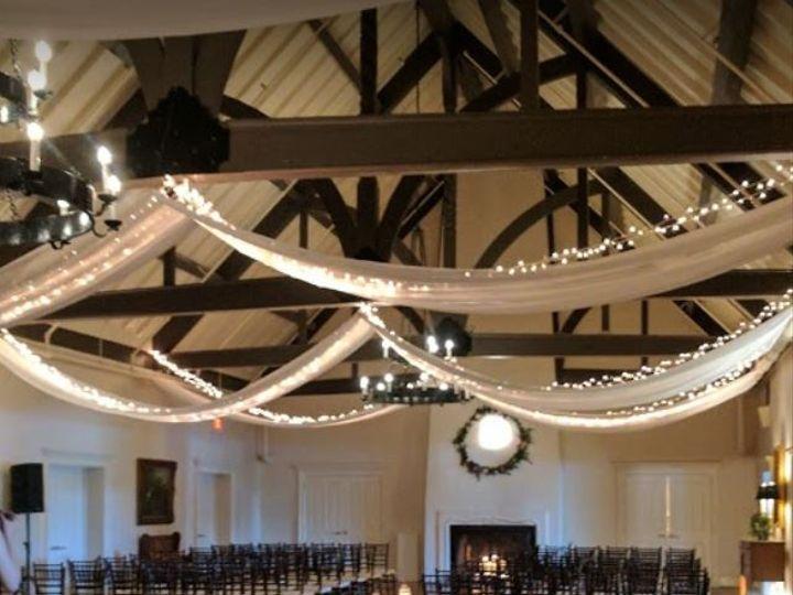 Tmx Ceremony Lights Clubroom 1 51 645997 Durham, NC wedding venue