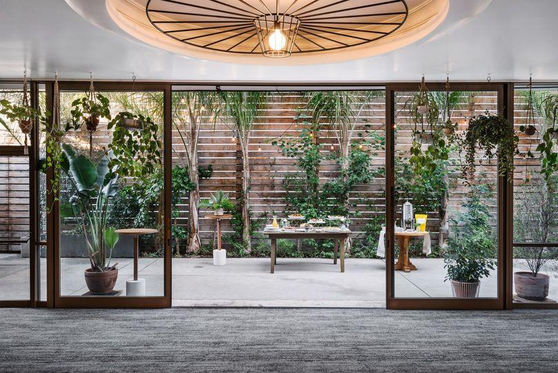 Gramercy Foyer and Garden