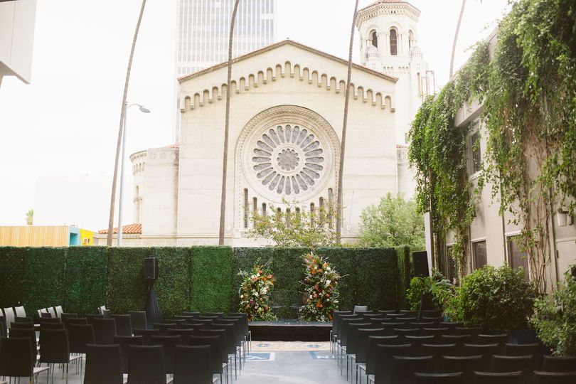 Ceremony Site