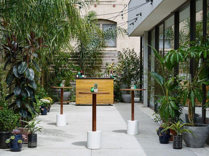 Tmx 1499970947358 Garden Recpt Los Angeles, CA wedding venue