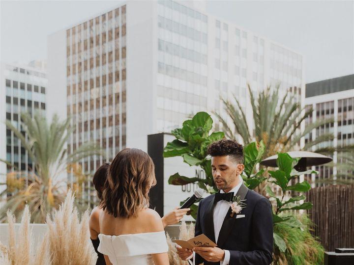 Tmx A Bohemian Rooftop Wedding At The Line La 270 51 945997 161351957696760 Los Angeles, CA wedding venue