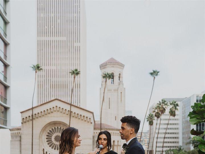 Tmx A Bohemian Rooftop Wedding At The Line La 300 51 945997 161351957667919 Los Angeles, CA wedding venue