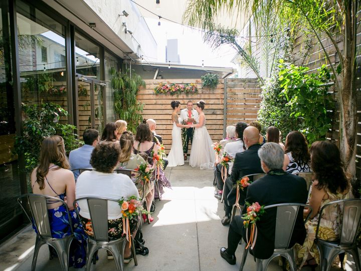Tmx Thelinehotel Kristinaleephotography 220 51 945997 158570196931394 Los Angeles, CA wedding venue