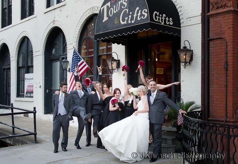 f2ac2328aff54aeb Vics on the River Savannah Wedding 2